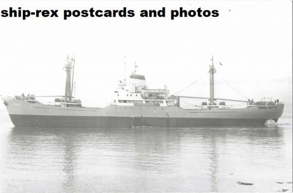 BARABINSK (Northern Shipping Co) photo
